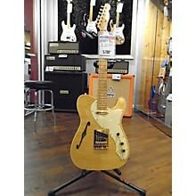 Fender Art Esparza Master Built Telecaster Thinline Hollow Body Electric Guitar