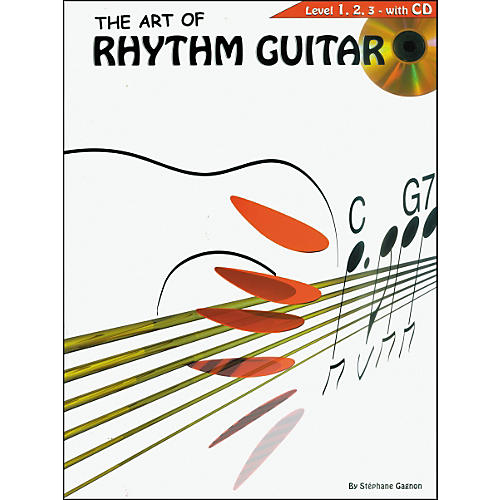 Carl Fischer Art of Rhythm Guitar (Book/CD)