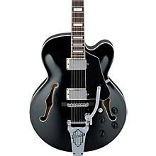 Artcore AF series AF75T hollow body electric guitar Black
