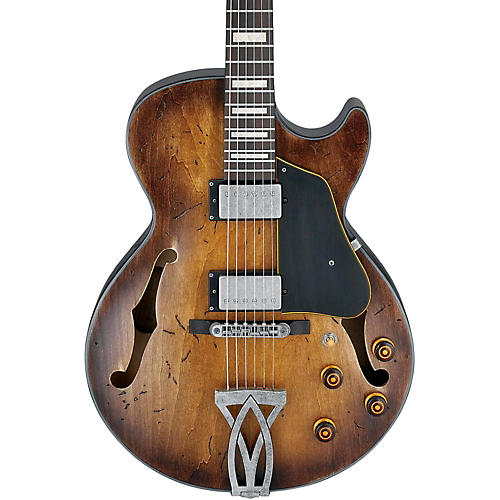 Ibanez Artcore Vintage Series AGV10A Hollowbody Electric Guitar-thumbnail