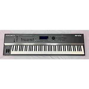 Pre-owned Kurzweil Artis 88 Key Keyboard Workstation