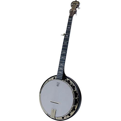 Deering Artisan Goodtime II 5-String Resonator Banjo-thumbnail