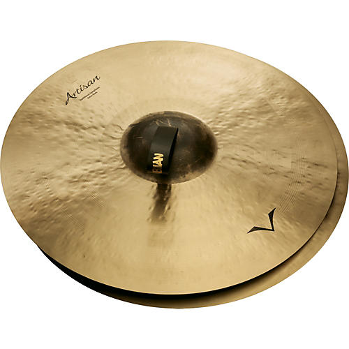 Sabian Artisan Traditional Symphonic Extra Dark Medium Crash-thumbnail