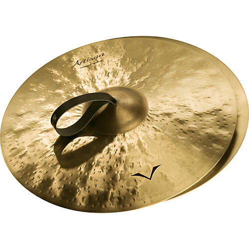 Sabian Artisan Traditional Symphonic Medium Heavy Cymbals-thumbnail