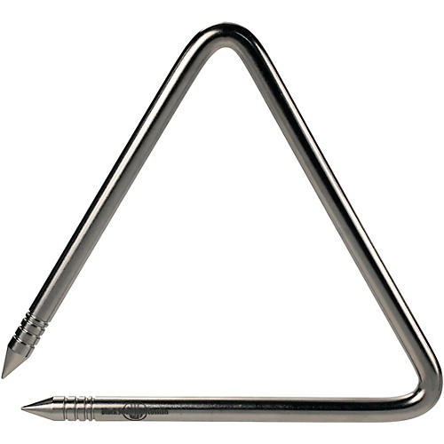 Black Swamp Percussion Artisan Triangle Steel 8 in.