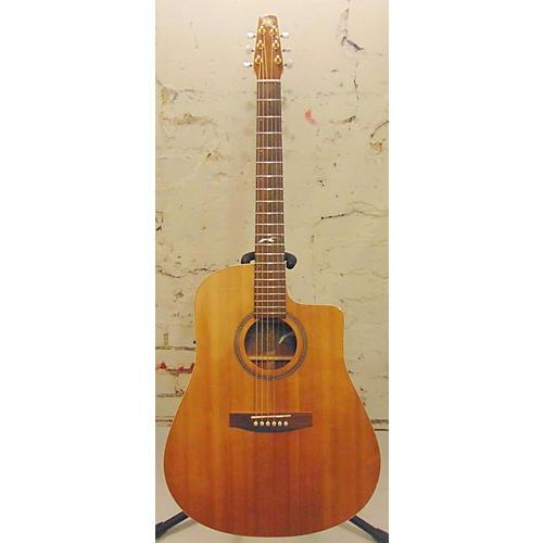 Seagull Artist Acoustic Electric Guitar-thumbnail