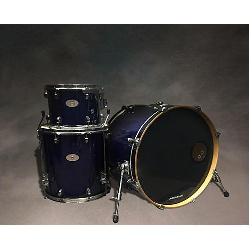 Premier Artist Birch Drum Kit Midnight Blue