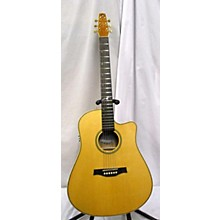 Seagull Artist Cameo CW Deluxe QII Acoustic Electric Guitar