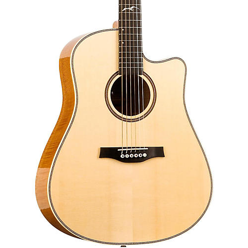 Seagull Artist Cameo CW Element Spruce Top Acoustic-Electric Guitar-thumbnail