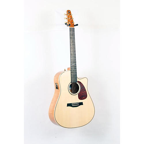 Seagull Artist Cameo CW QII Acoustic-Electric Guitar Natural 888365245416