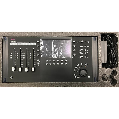 used avid artist control audio interface guitar center. Black Bedroom Furniture Sets. Home Design Ideas