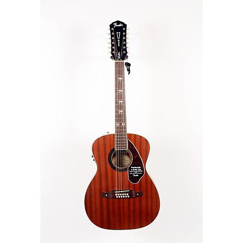 Fender Artist Design Series Tim Armstrong Hellcat Concert 12-String Acoustic-Electric Guitar