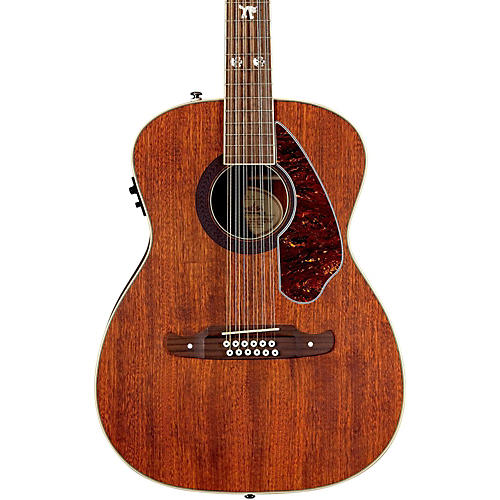 Fender Artist Design Series Tim Armstrong Hellcat Concert 12-String Acoustic-Electric Guitar-thumbnail