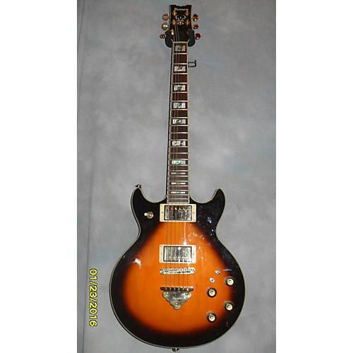 Ibanez Artist Expressionist Series AR620FM Solid Body Electric Guitar 2 Color Sunburst-thumbnail