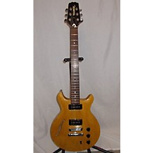Hamer Artist Korina Hollow Body Electric Guitar