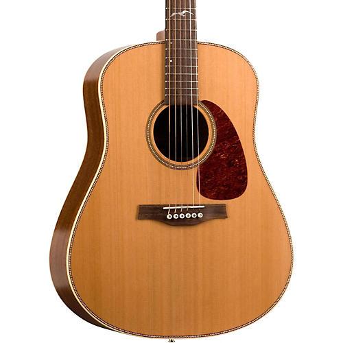 Seagull Artist Mosaic Acoustic Guitar-thumbnail