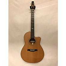 Seagull Artist Mosaic CW Acoustic Guitar