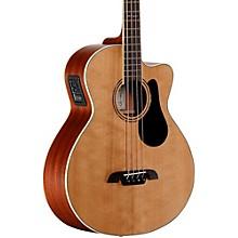 Alvarez Artist Series AB60CE Acoustic-Electric Bass Guitar