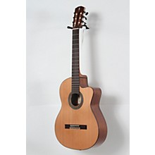 Artist Series AC65CE Classical Acoustic-Electric Guitar Level 2 Natural 888365995601