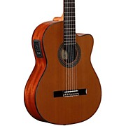 Alvarez Artist Series AC65CE Classical Acoustic-Electric Guitar
