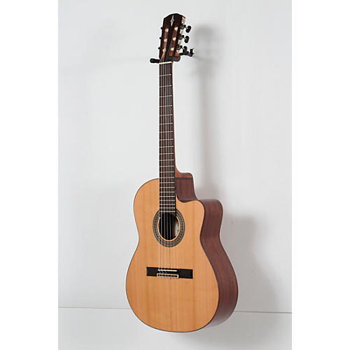 Alvarez Artist Series AC65HCE Classical Hybrid Acoustic-Electric Guitar-thumbnail