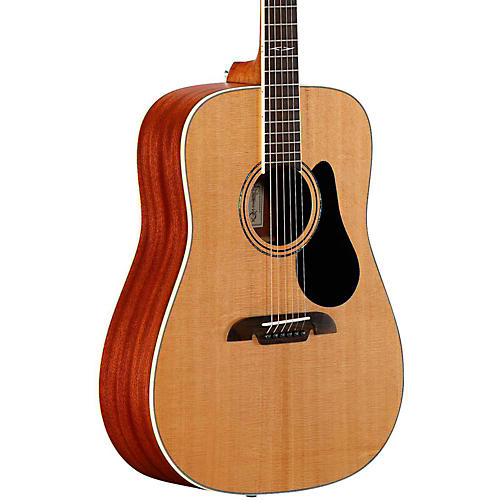 Alvarez Artist Series AD60 Dreadnought  Acoustic Guitar Natural-thumbnail