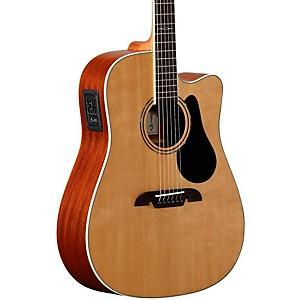 Alvarez Artist Series AD60CE Dreadnought Acoustic-Electric Guitar by Alvarez