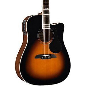 Artist Series AD60CE Dreadnought Acoustic-Electric Guitar Sunburst