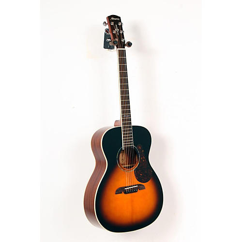 Alvarez Artist Series AF60 Folk Acoustic Guitar Sunburst 888365272207