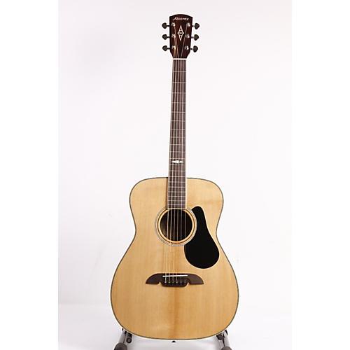 Alvarez Artist Series AF70 Folk Acoustic Guitar Natural 886830351099