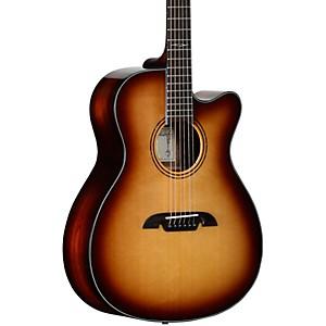Alvarez Artist Series AF770CESHB OM Acoustic-Electric Guitar by Alvarez