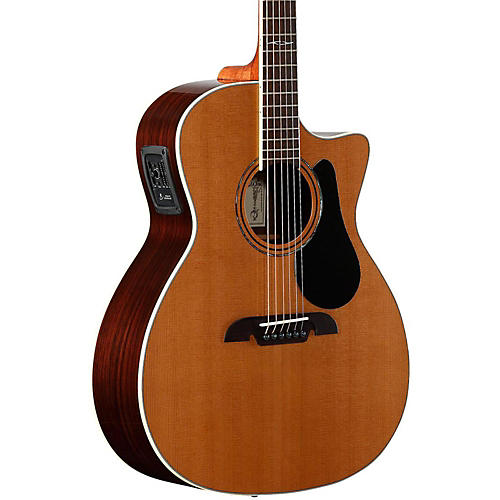 Alvarez Artist Series AG75CE Grand Auditorium Acoustic-Electric Guitar-thumbnail