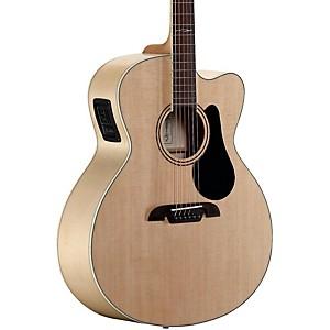 Alvarez Artist Series AJ80CE Jumbo Acoustic-Electric Guitar by Alvarez