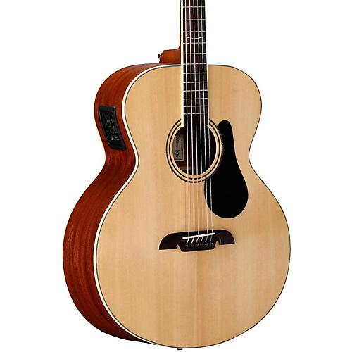 Alvarez Artist Series Acoustic-Electric Baritone Guitar Natural