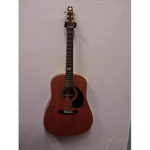 used seagull artist series acoustic electric guitar guitar center. Black Bedroom Furniture Sets. Home Design Ideas