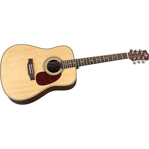 Luna Guitars Artist Series Classic Dreadnought Acoustic Guitar-thumbnail