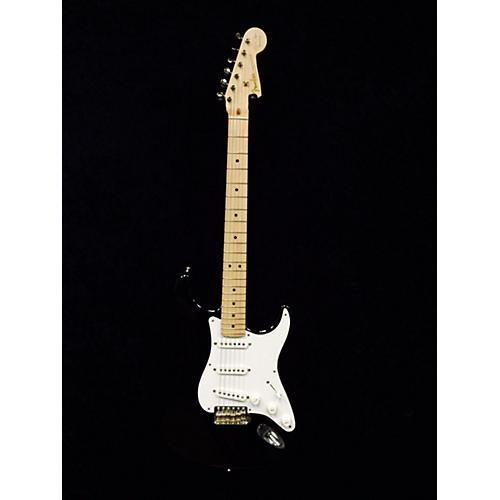 Fender Artist Series Eric Clapton Stratocaster Black Electric Guitar-thumbnail