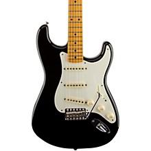 Artist Series Eric Johnson Stratocaster Electric Guitar Black Maple Fretboard