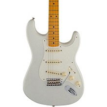 Artist Series Eric Johnson Stratocaster Electric Guitar White Blonde Maple Fretboard