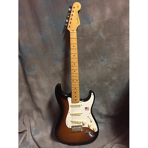 Fender Artist Series Eric Johnson Stratocaster Electric Guitar-thumbnail