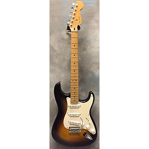 Fender Artist Series Jimmie Vaughan Tex-Mex Stratocaster Electric Guitar