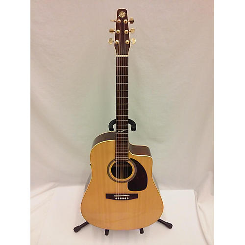 Seagull Artist Studio CW Acoustic Electric Guitar-thumbnail