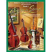 KJOS Artistry In Strings Book 1/CD Cello