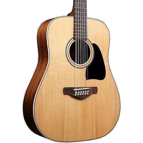 Ibanez Artwood AW8012-NT 12-String Acoustic Guitar-thumbnail