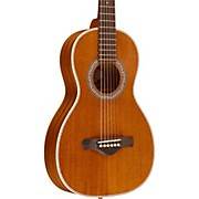 Ibanez Artwood Vintage All Mahogany Parlor Acoustic Electric Guitar