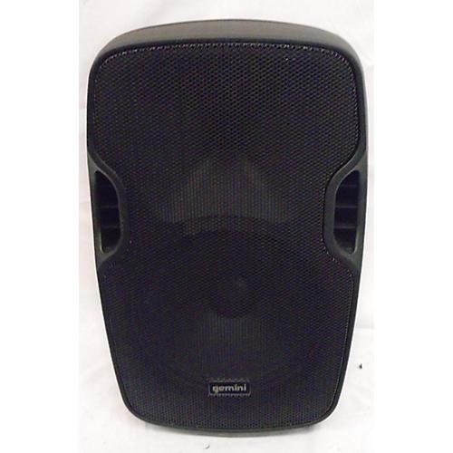 used gemini as 10p powered speaker guitar center. Black Bedroom Furniture Sets. Home Design Ideas