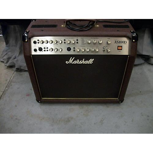 Marshall As100d Guitar Combo Amp-thumbnail