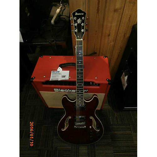Ibanez As73-tCR Hollow Body Electric Guitar