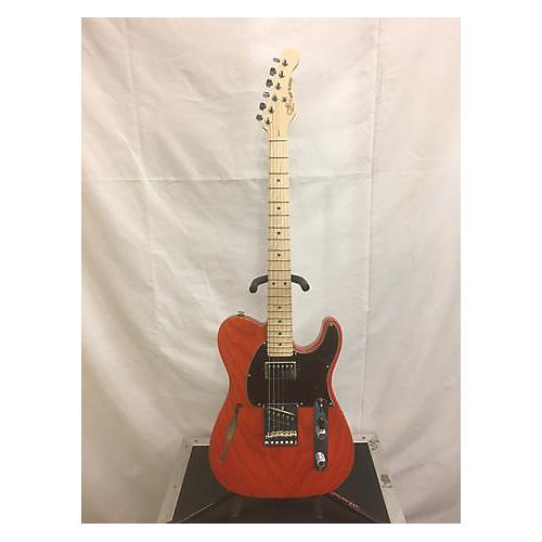 G&L Asat Classic Bluesboy Semi-Hollow Hollow Body Electric Guitar