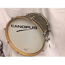 Canopus Ash Drum Set Drum Kit